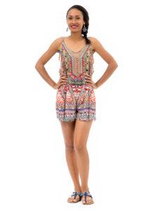 Divah Off Shoulder Dress