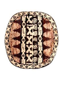 Round Tapa Fabric, 12RD