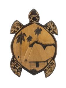 Wooden Turtle (Vonu)