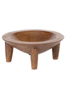 Wooden Kava Bowl (Tanoa) – Brown