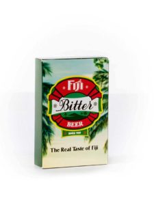 Fiji Bitter Playing Cards