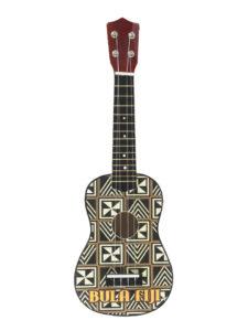 Ukulele Bula Fiji Tapa 55cm