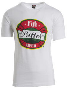 Mens Fiji Bitter Crew T-Shirt