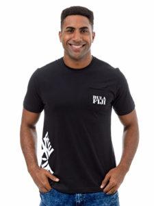 Mens T-Shirt-Bula Fiji