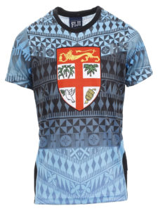 Boys Fiji Flag Sublimation T-Shirt