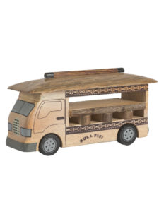 Wooden Bula Bus