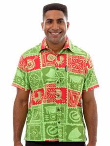 Kai-Veikau Bula Shirt (Cb-023) – Art Of Tapa
