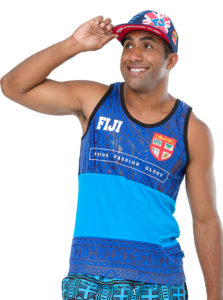 Fiji Flag Vest Fiji Ppg Jl18-014