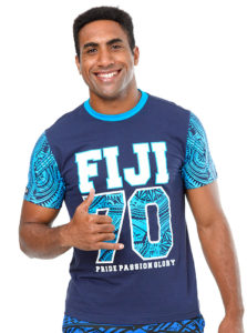 Fiji Flag | Fiji 70 T-Shirt