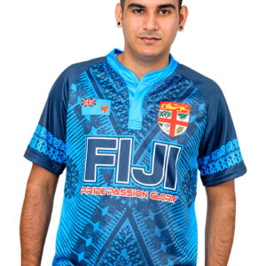 fiji flag sublimation jersey