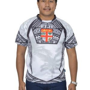 fiji flag sublimation jersey