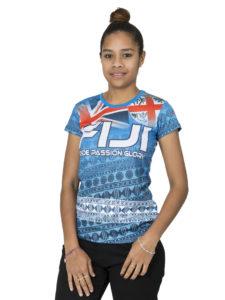 Fiji Flag Sublimation T-Shirt