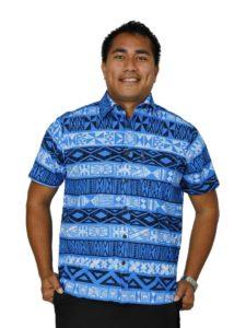Mens | Fiji Flag Bula Shirt