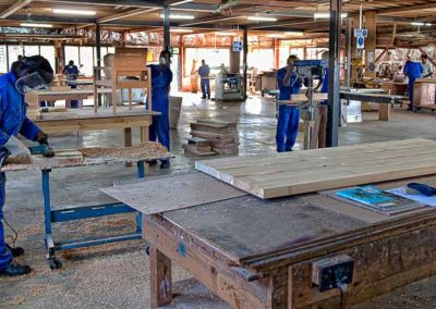 Jack's Manufacturing Joinery Workshop
