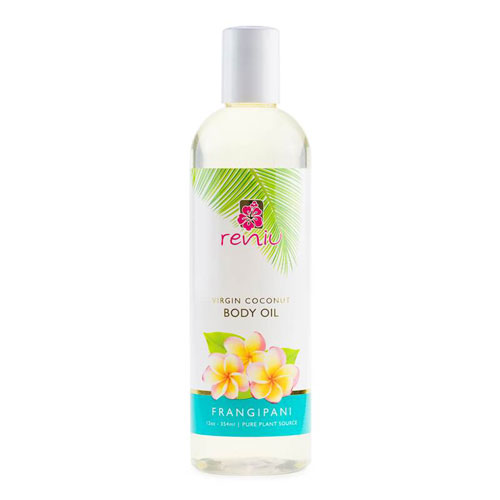 Reniu Virgin Coconut Oil – Frangipani