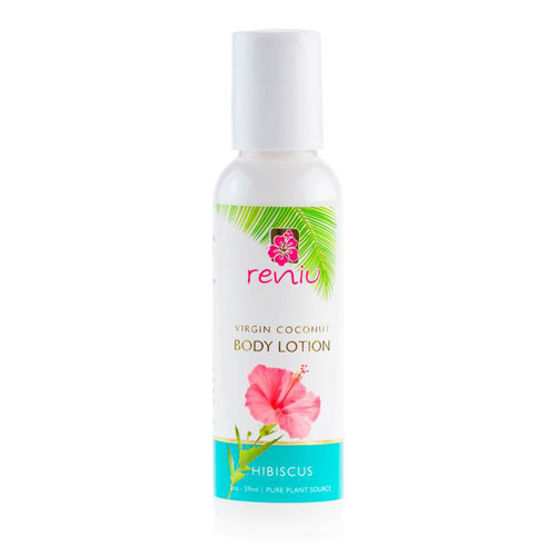 Reniu Body Lotion – Hibiscus (Travel size)