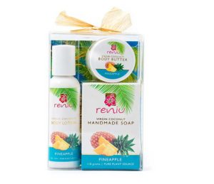 Reniu Bula Box Soap Lotion & Cream – Pineapple