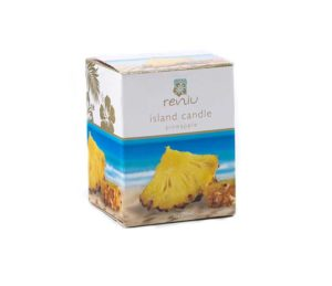 Reniu Candle – Pineapple