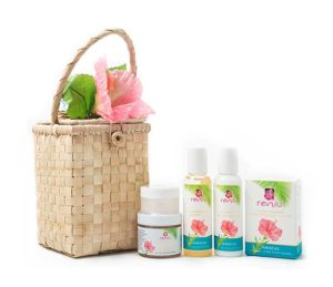 Reniu Tropical Treat Basket – Hibiscus