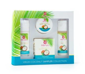 Reniu Sample Collection Box – Coconut