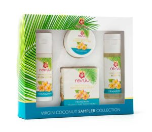 Reniu Sample Collection Box – Frangipani