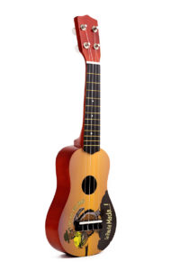 Ukulele, 51cm – I Am On Fiji Time