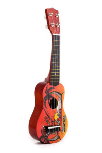 Ukulele Fiji, 51cm – I Am On Fiji Time