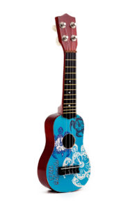 Ukulele, 37cm, Green – Fiji Islands