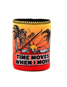 Can Cooler – Time Moves When I Move