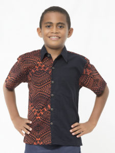 Aisokula Boy's Shirt, Yosef