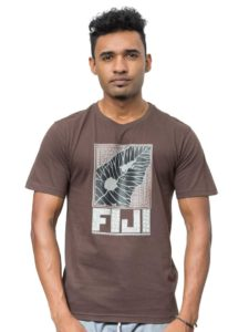 Fiji Islands Crew Neck T-Shirt