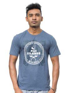 Crew Neck T-Shirt, Ni Sa Bula