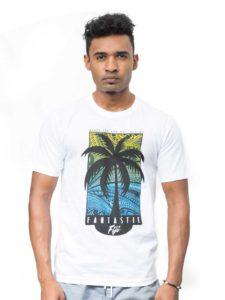 Fiji Islands Crew Neck T-Shirt, Fantastic Fiji