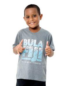 Boys' Fiji Tee, Bula Fiji