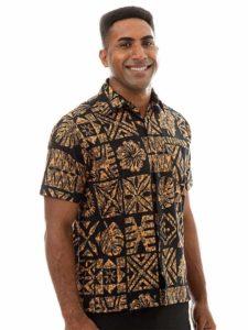 Men's Kaiveikau Bula Shirt
