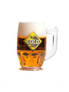 Fiji Gold Refrigerator Magnet