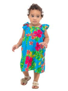 Infant Girls Dress, Cap Sleeve