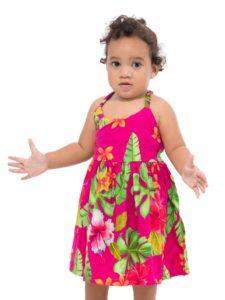 Infant Girls Strap Dress