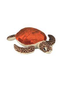 Mega Turtle, Brown, 45cm