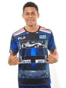 Men's Fiji Flag Sublimation Tees