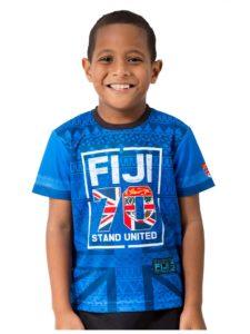 Boys' Fiji Flag Sublimation Tees