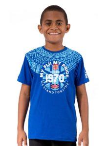 Boys' Fiji Flag Tees, My Fiji My Pride