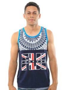 Fiji Flag Vest, Forever Fiji