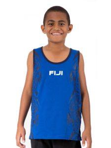 Boys' Fiji Flag Vest