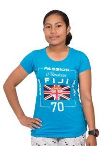 Fiji Flag Tee