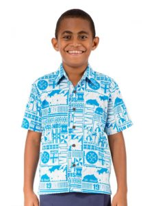 Fiji Flag Kids Shirt