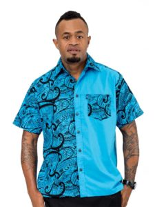 Men's Fiji Flag Bula Shirt