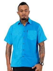 Men's Fiji Flag Bula Shirt