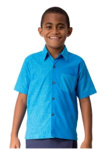 Fiji Flag Kids Shirt