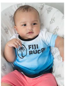 Fiji Rugby Kids' Sublimation T-Shirt